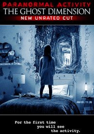 Paranormal Activity The Ghost Dimension HDX UV code