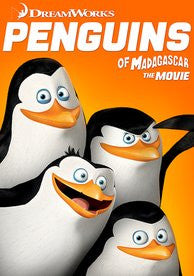 Penguins of Madagascar HD Ultraviolet Digital Code