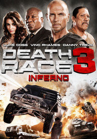 Death Race 3 HDX UV code