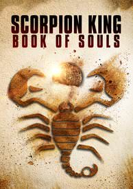Scorpion King Book of Souls HD Canadian Code