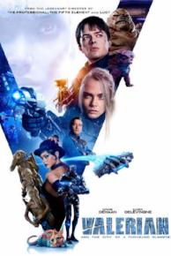 Valerian and the City of a Thousand Planets 4K Canadian iTunes Code