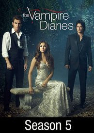 The Vampire Diaries: Season 5 HD Digital Code