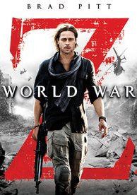 World War Z HDX UV code