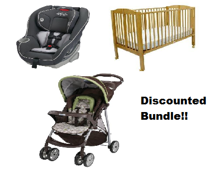 5-day Nashville Bundle- Daily Discounted Price - Beans Baby Services- Nashville Baby Equipment Rental