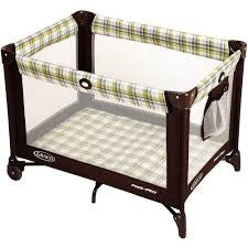 Pack N Play w/ Sheets - Beans Baby Services- Nashville Baby Equipment Rental