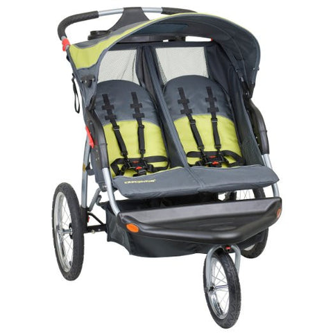 Double Jogger - Beans Baby Services- Nashville Baby Equipment Rental