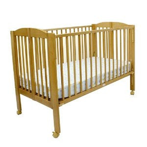Portable Crib Rental w/ Sheets - Beans Baby Services- Nashville Baby Equipment Rental