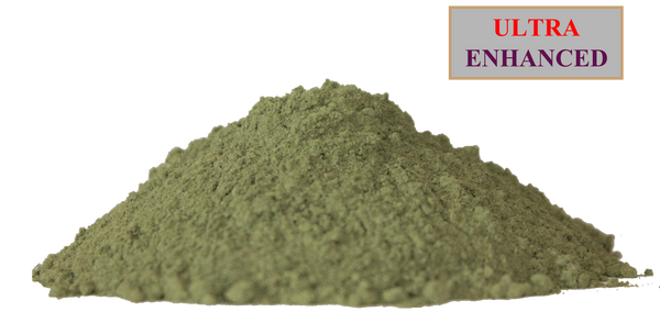 "*<font color=""red""><b>ULTRA ENHANCED</b></font>* Green Borneo Kratom Powder"