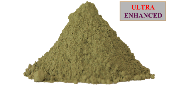 "*<font color=""red""><b>ULTRA ENHANCED</b></font>* Green Maeng-Da Kratom Powder"