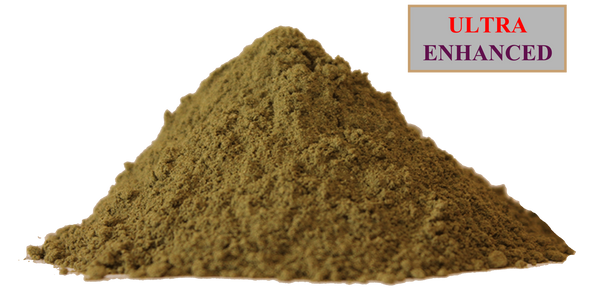 "*<font color=""red""><b>ULTRA ENHANCED</b></font>* Green Malaysian Kratom Powder"