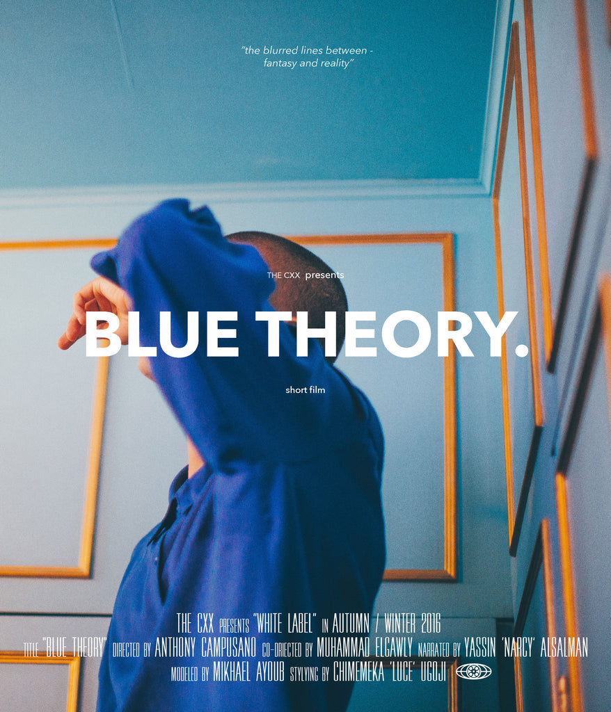 Short Film - Blue Theory Collection ft. NARCY