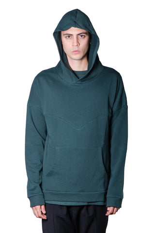 Jungle Green Oversized Hoody