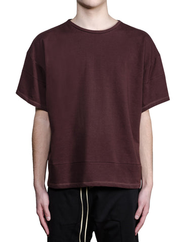 Oversized Tee Brown