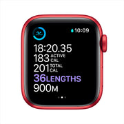 "<span style=""color: #ff9900;""><sup>NEW</sup></span> Apple Watch Series 6 (GPS)"