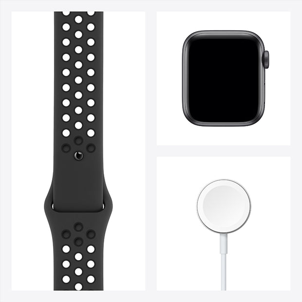 "Apple Watch Nike Series 6 (GPS) <span style=""color: #ff9900;""><sup>NEW</sup></span>"