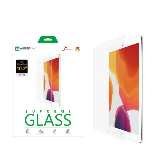 AmazingThing Supreme Glass for iPad 10.2-inch