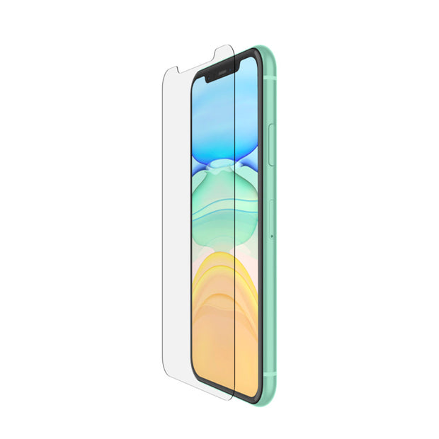 Belkin EZ Tray Tempered Glass for iPhone 11  / iPhone XR