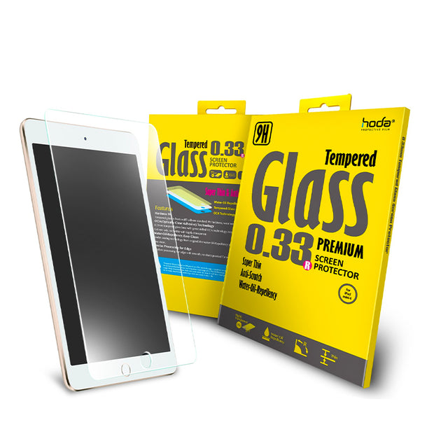 Hoda 0.33mm Tempered Glass for iPad Mini 5/4