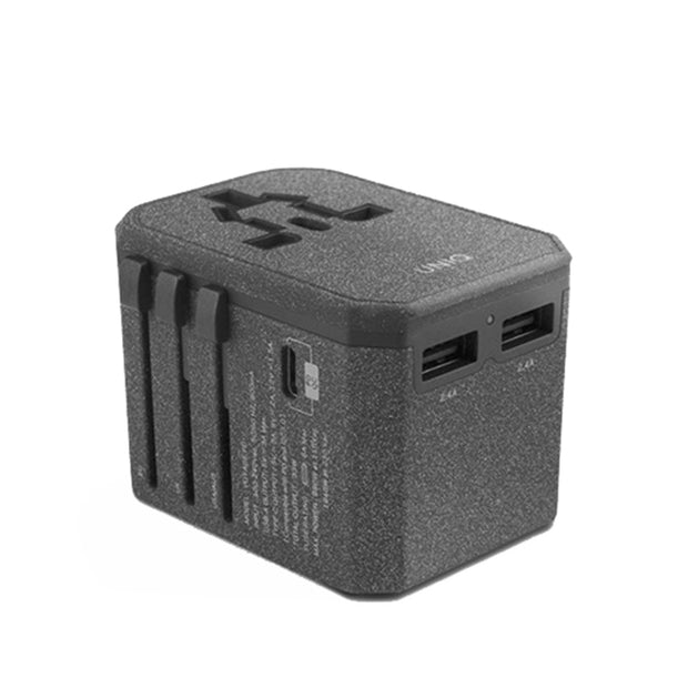 Uniq Voyage PD Travel World Adapter