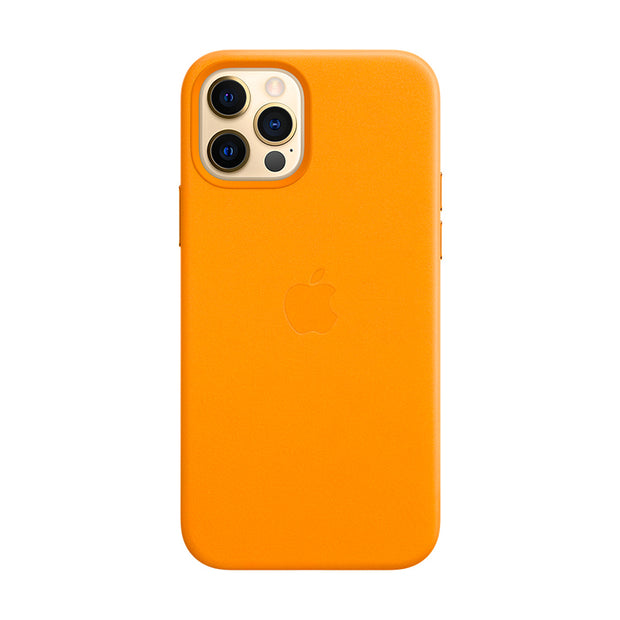 iPhone 12 | 12 Pro Leather Case with MagSafe
