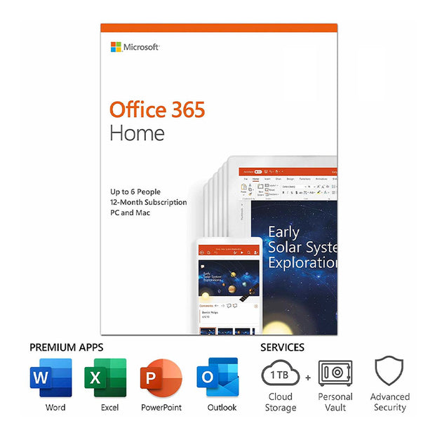 Office Mac Home 365 (6GQ-00968)