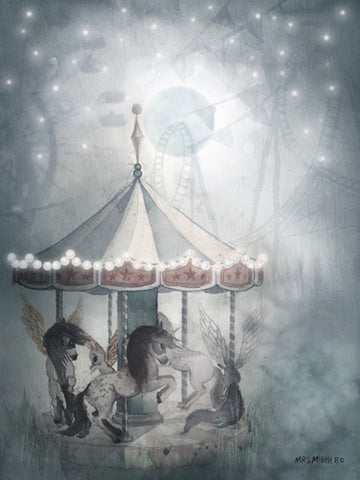 Mr William / The night Carousel