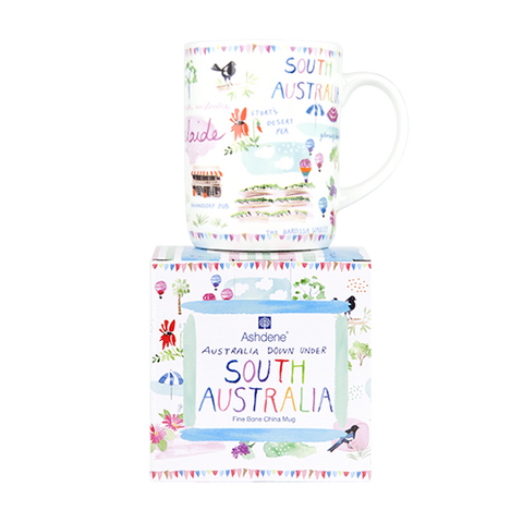 ASHDENE Mug  Australia Down Under SA