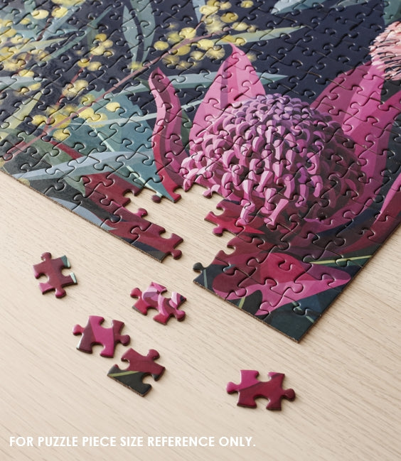 Native Grace Puzzle 500 Piece