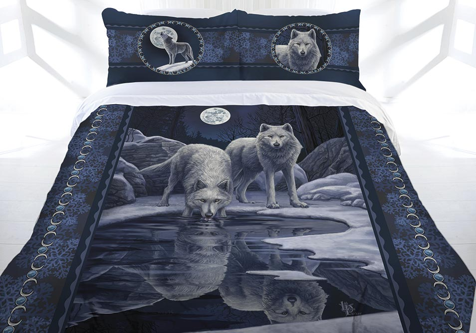 Lisa Parker Warriors of Winter Quilt Cover Set