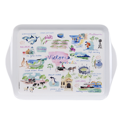 ASHDENE Scatter Tray Australia Down Under Victoria