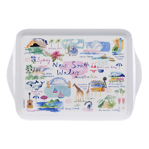 ASHDENE Scatter Tray Australia Down Under NSW