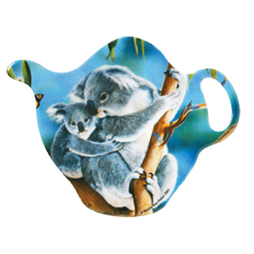 ASHDENE Tea Bag Holder Koala Cuddle