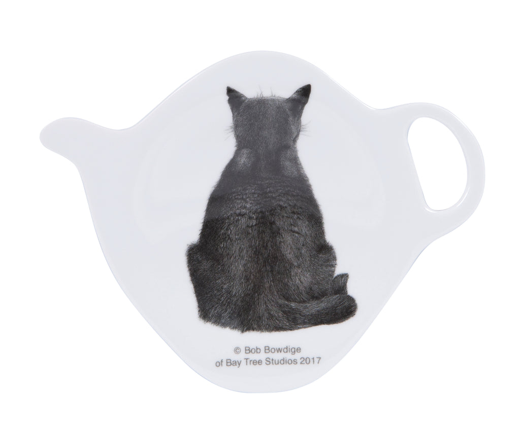 ASHDENE Casual Cats Watching Tea Bag Holder