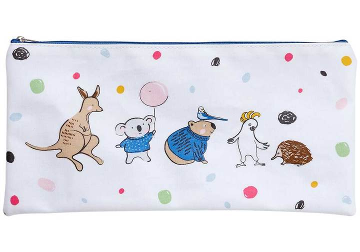 ASHDENE Kids Pencil Case Barney Gumnut