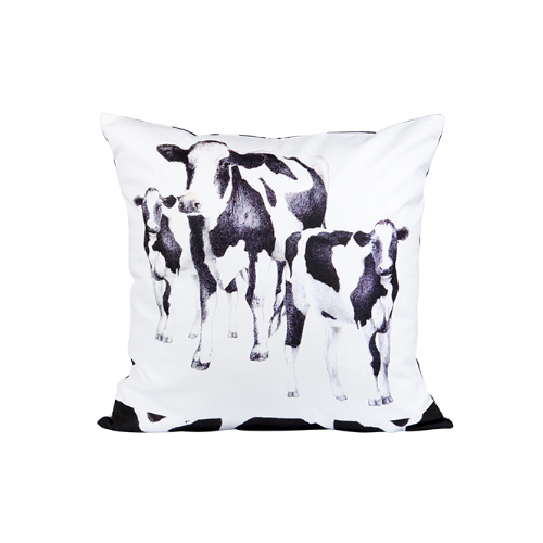 ASHDENE Large Cushion Dairy Belles - Houzethat - 1