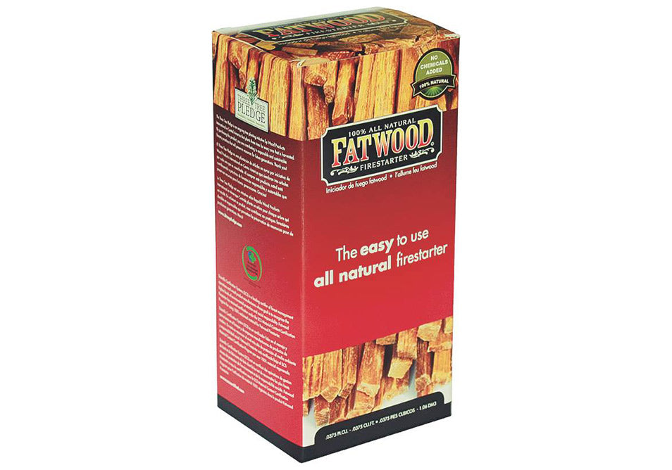 FATWOOD - 3 x 1.5lb Boxes Firestarter Boxes