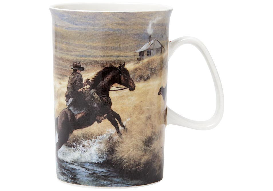 ASHDENE Working the Land Nokomai Returns Mug