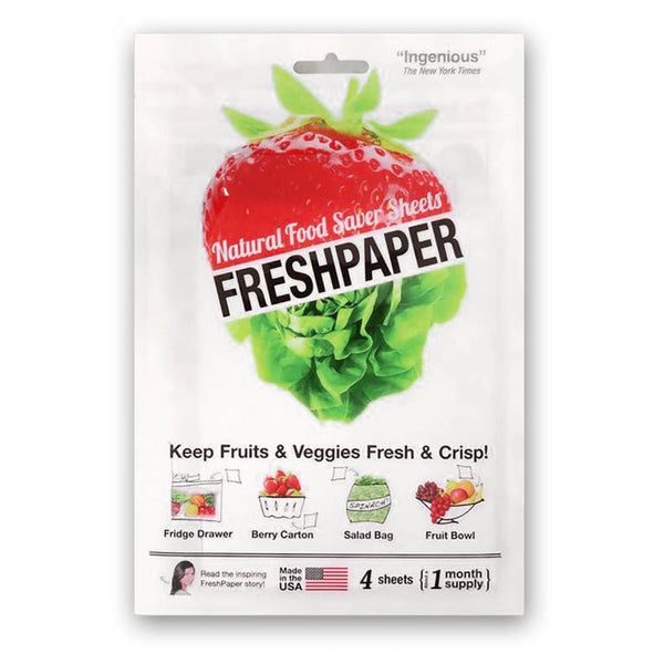 4 Sheet Fresh Paper- Produce