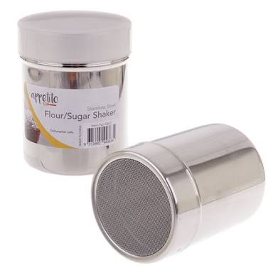 Flour/Sugar Shaker Stainless Steel