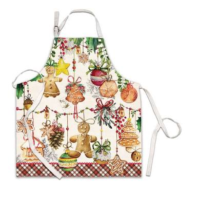 Christmas Aprons Michel Design Works