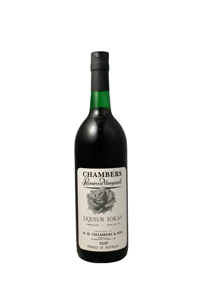 Chambers Rosewood NV Tokay Liquer Victoria