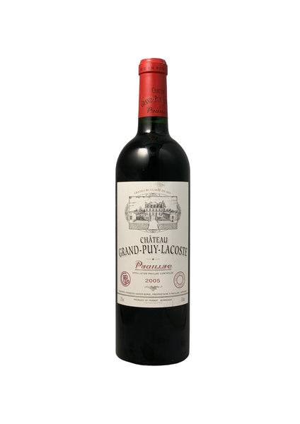 Chateau 2005 Grand Puy Lacoste Pauillac