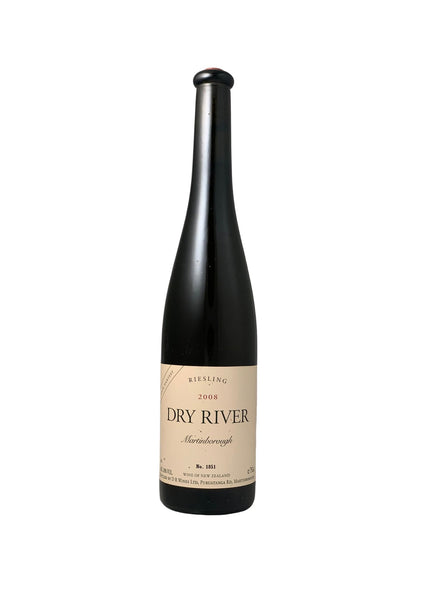 Dry River 2008 Martinborough Late Harvest Riesling