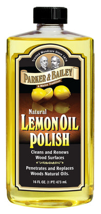 Parker Bailey Lemon Oil Polish