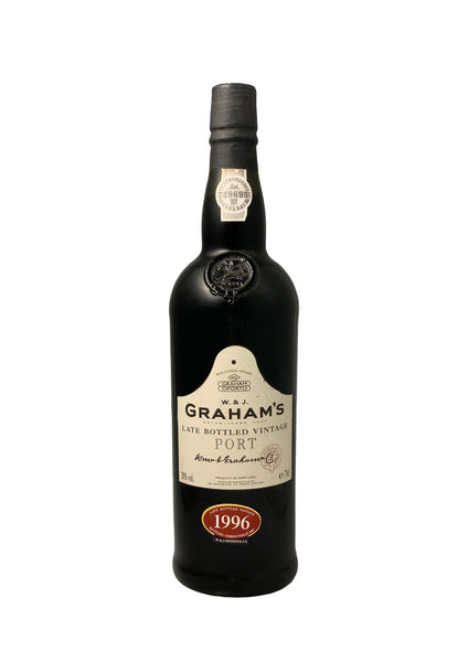 Grahams 1996 LBV Port