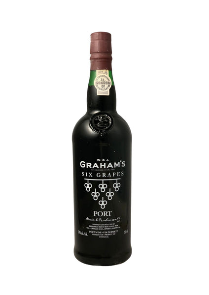 Grahams Six Grapes NV Port