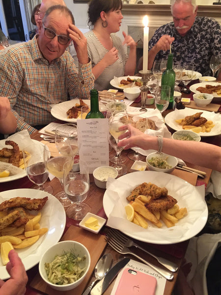 Famous Friday Fish & Chips Night