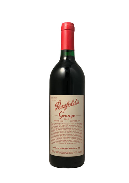 Penfolds 1998 Grange South Australia Shiraz