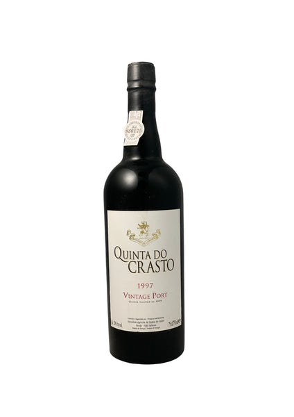 Quinta Do Crasto 1997 Vintage Port