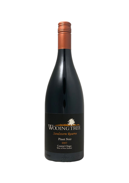 Wooing Tree 2007 Sandstorm Reserve Central Otago Pinot Noir